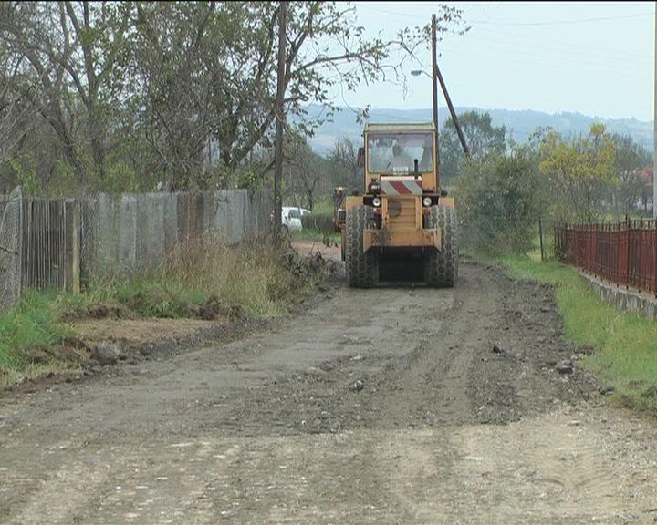 Uređenje nekategorisanih i seoskih puteva na području grada (VIDEO)
