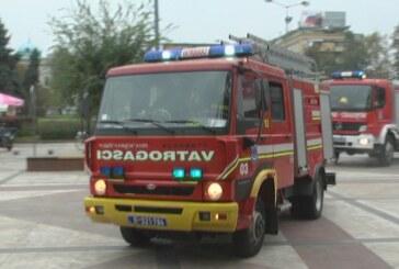 Pokazna vežba vatrogasaca: Brzo i efikasno