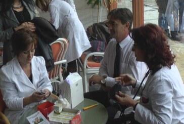 Obeležen Svetski dan borbe protiv šećerne bolesti (VIDEO)