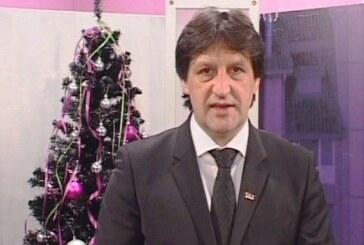 Novogodišnja i božićna čestitka ministra odbrane Bratislava Gašića
