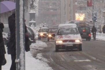 Iz Policijske uprave apeluju na vozače: Prilagoditi se uslovima puta