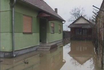 Poplavljena domaćinstva u nekoliko sela kruševačkog kraja (VIDEO)
