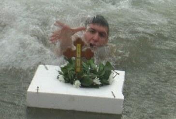 Nemanja Milićević pobednik nadmetanja za časni krst na Rasini