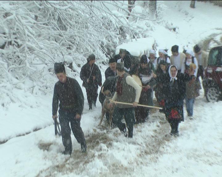Pobratim vuk – običaj vučarenja oživljen u Boljevcu