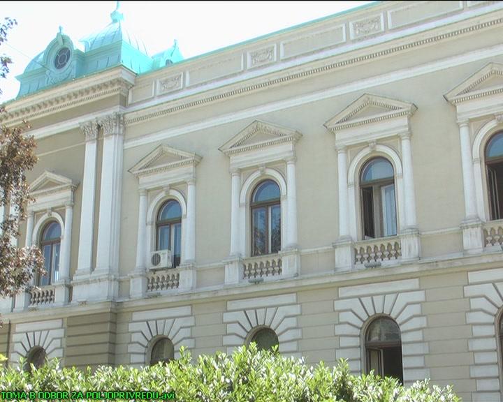 U Kruševcu sednica Odbora za poljoprivredu, šumarstvo i vodoprivredu Skupštine Srbije
