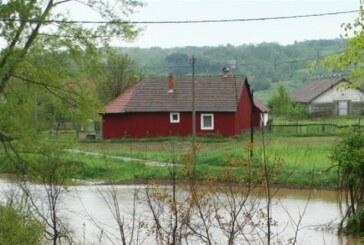Poplavljeno oko 20 hektara oranica u Makrešanu