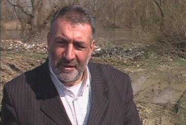 Zoran Milenković u Obrežu: Da se ne ponove posledice prošlogodišnjih poplava