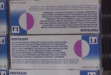 Distribuirane Pentaksim vakcine
