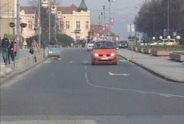 Tokom vikenda u Rasinskom okrugu šest saobraćajnih nezgoda