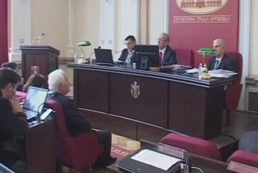 Sutra zaseda Skupština Grada Kruševca, 73 tačke dnevnog reda