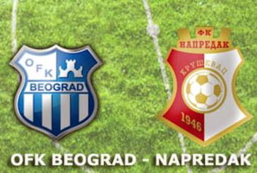 Minimalan poraz FK Napretka na Karaburmi