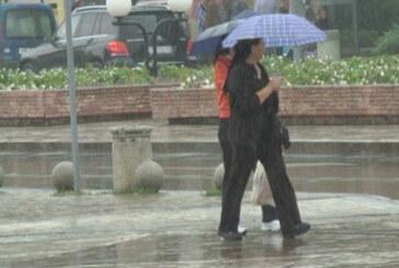 U Kruševcu 20 litara kiše po metru kvadratnom, preduzete sve aktivnosti u odbrani od poplava