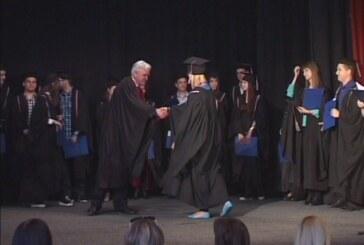 Diplome desetoj generaciji studenata Alfa univerziteta