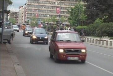 MUP: Tokom vikenda dve saobraćajne nezgode