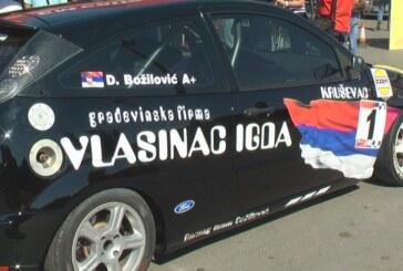 Darko Božilović najbolji i na Kopaoniku