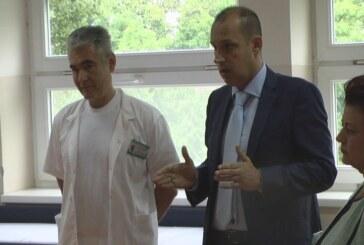 Ministri Gašić i Lončar u poseti bolnici i kruševačkom Domu zdravlja
