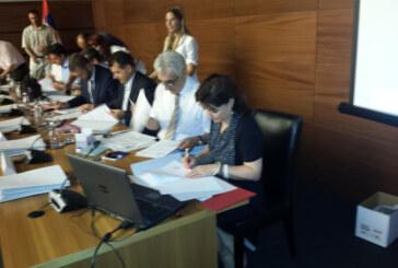 Potpisan Ugovor o korišćenju sredstava za uređenje poljskih puteva sa Ministarstvom poljoprivrede