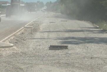 Zbog radova na Bruskom putu izmenjen režim saobraćaja