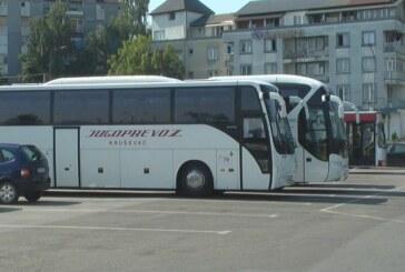 Jugoprevoz funkcioniše po letnjem režimu vožnje