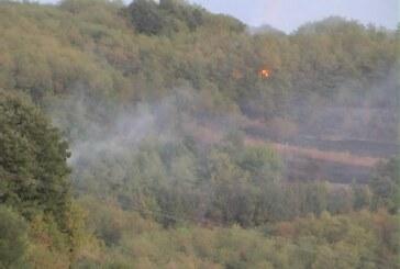 Povećana opasnost od izbijanja požara na otvorenom