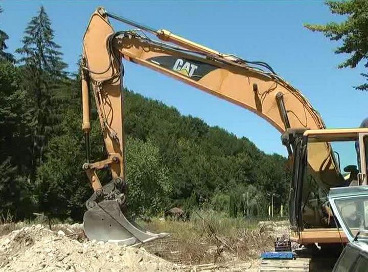 U toku radovi na čišćenju jezera na Jasterpcu i uređivanju okoline