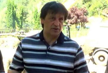 Ministar Bratislav Gašić obišao radove na čišćenju i uređenju jezera na Jastrepcu