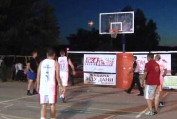 Košarški turnir u Kaoniku
