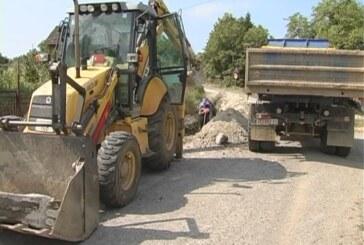 Radovi na izgradnji seoskog vodovoda u Mesnoj zajednici Ljubinci