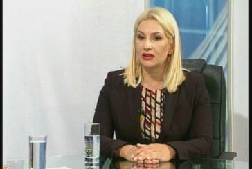 Ministarka Zorana Mihajlović gost Televizije Kruševac