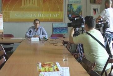 Predstavljen septembarski program Kulturnog centra Kruševac