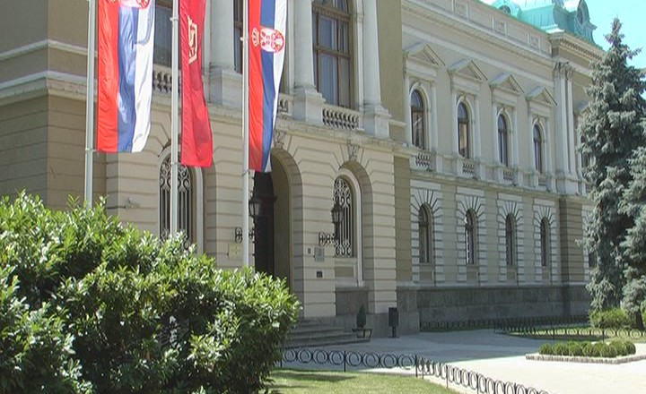 Konstitutivna sednica Skupštine grada Kruševca