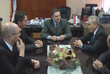 Ambasador Palestine Mohamed Nabahan posetio Kruševac i Rasinski okrug