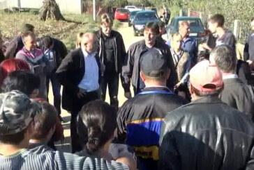 Ministar Gašić i gradonačelnik Nestorović obišli više gradilišta u Kruševcu