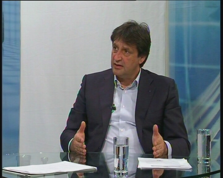 Ministar Gašić na Televiziji Kruševac