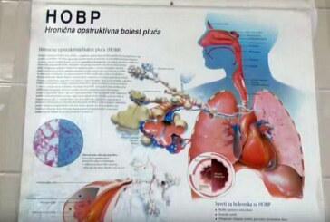 Uz 15. novembar – Dan borbe protiv hronično opstruktivne bolesti pluća