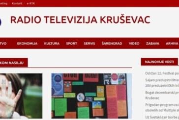 """""""Stop vršnjačkom nasilju"""" – medijska kampanja Radio Televizije Kruševac"""