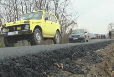 Asfaltiranje deonice Milutovac – Poljna