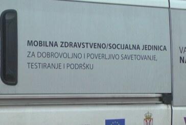 Akcija savetovanja i testiranja na HIV u Kruševcu