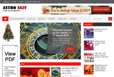 Astro sajt – najbolji astrološki portal