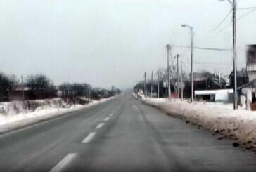Stanje na putevima Kruševca i Rasinskog okruga pod kontrolom