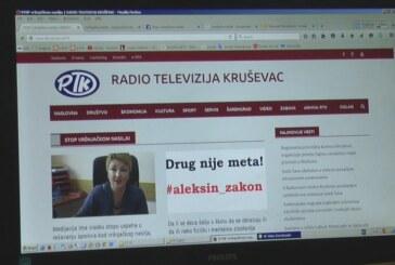 Radio televizija Kruševac pomaže u prepoznavanju vršnjačkog nasilja i načinima borbe protiv njega