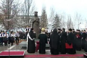 U Trsteniku otkriven spomenik Kneginji Milici