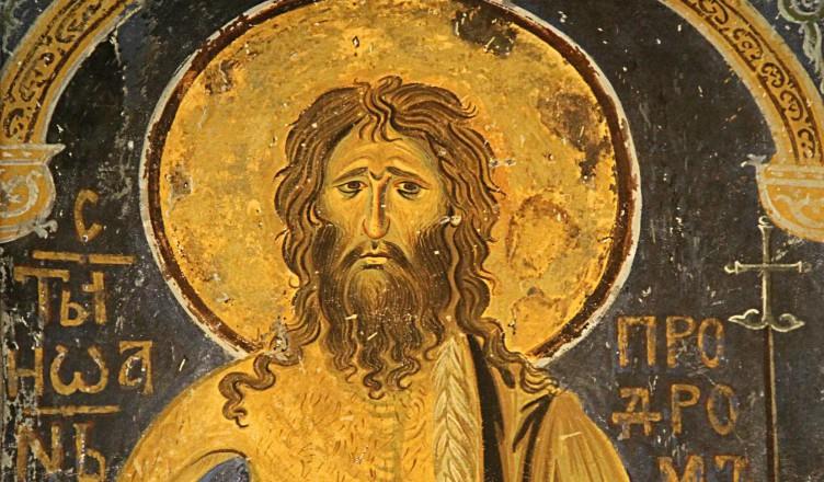 Danas je Sveti Jovan Krstitelj