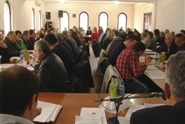 Na sednice Slupštine opštine Aleksandrovac o nagradama povodom Svetog Trifuna