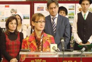 Ambasadorka Republike Francuske Kristin Moro u Kruševcu