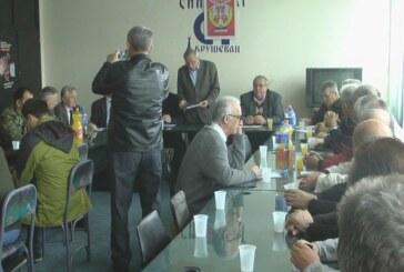 Godišnja skupština Gradske organizacije rezervnih vojnih starešina
