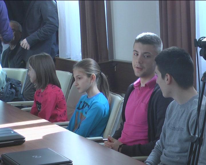 Petoro mladih sportista dobilo stipendije