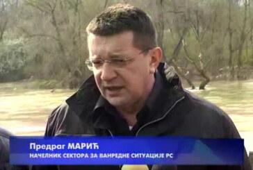Načelnik Sektora za vanredne situacije Predrag Marić obišao urožena domaćinstva u Kukljinu