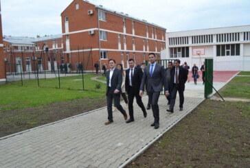 Ministri Selaković i Udovičić u Kruševcu: VP dom sa bojama života