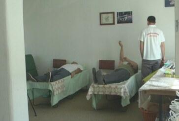 U Mesnoj zajednici Lazarica akcija dobrovoljnog davanja krvi